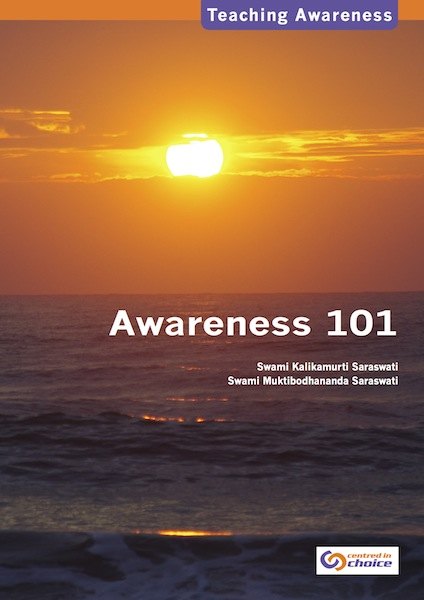 Awareness 101 cover